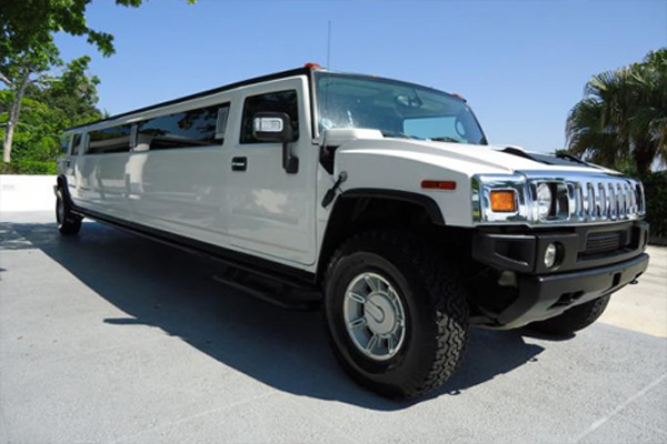 14 Person Hummer Indianapolis Limo Rental
