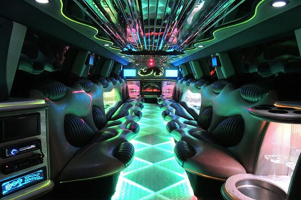 14 Person Hummer Limo Rental Indianapolis