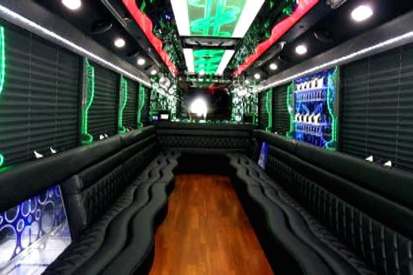 20 Person Party Bus 1 Indianapolis