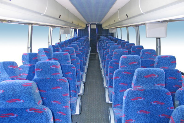 50 Person Charter Bus Rental Indianapolis