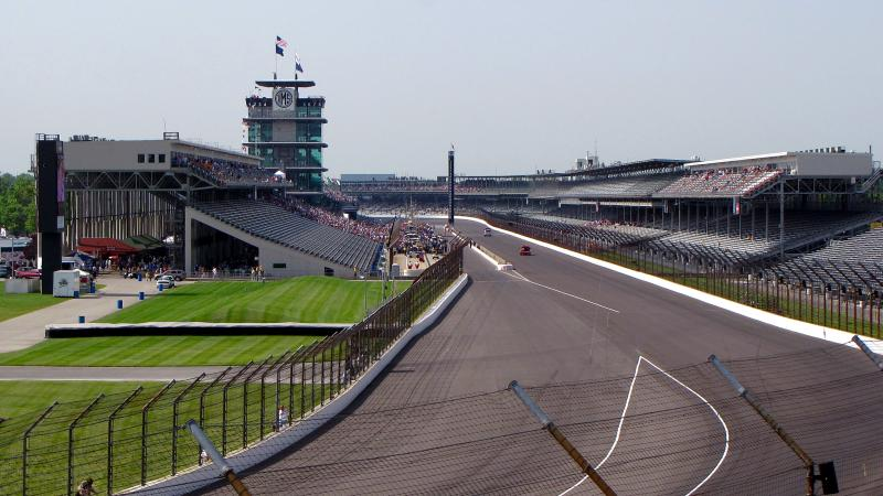 Party Bus Rental Indianapolis Motor Speedway