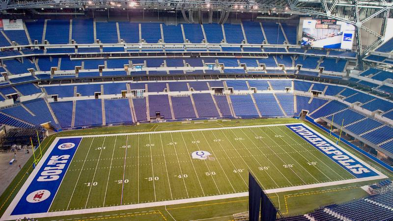 Party Bus Rental Lucas Oil Stadium Indianapolis